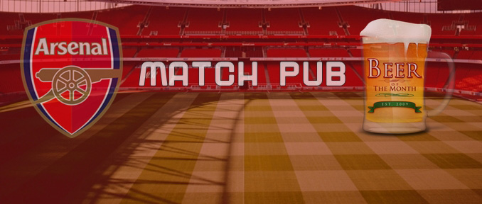 Match Pub: Wolverhampton - Arsenal